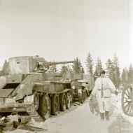 Asisbiz Finnish forcs salvaging Soviet equipment at Lemeti area Winter War 1st Feb 1940 4768