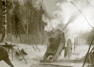 Asisbiz Finnish heavy artillery firing on Soviet positions in the Impilahti area Winter War 1st Feb 1940 3920