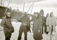 Asisbiz Finnish observation aircraft at Suistamo Winter War 12th Jan 1940 a 448