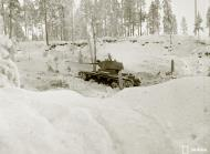 Asisbiz Soviet T26 tank advancing on the east side of the Kollaanjoki Winter War 17th Dec 1939 2398
