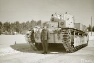 Asisbiz Soviet T28 tank captured in Varkaus 1st Apr 1940 7844