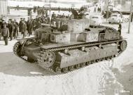 Asisbiz Soviet T28 tank captured in Varkaus Winter War 1st Apr 1940 7918