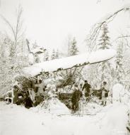Asisbiz Soviet aircraft shot down at Suistamo Airport Suistamo Winter War 7th Jan 1940 a 434