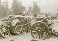 Asisbiz Soviet army column destroyed 4km north of Lemeti area Winter War 22nd Jan 1940 3522