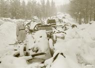 Asisbiz Soviet army column destroyed 4km north of Lemeti area Winter War 22nd Jan 1940 3531