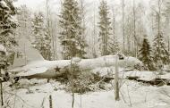 Asisbiz Soviet bomber shot down at DB Lapanpihan Winter War 5th Feb 1940 a 673