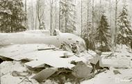 Asisbiz Soviet bomber shot down at DB Lapanpihan Winter War 5th Feb 1940 a 674