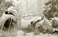 Asisbiz Soviet bomber shot down at DB Lapanpihan Winter War 5th Feb 1940 a 678