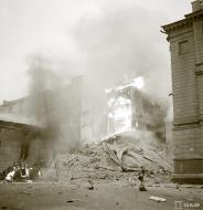Asisbiz Soviet bombing raid on Helsinki caused much devastation Winter War 30th Nov 1939 105737
