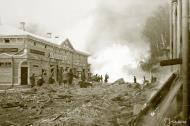 Asisbiz Soviet bombing raid on Mikkeli caused much devastation Winter War 5th Jan 1940 2716