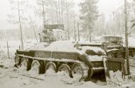 Asisbiz Soviet forces were decimated around Tenhamonmaki area West Lemetti Winter War 2nd Feb 1940 a 627