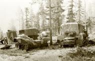 Asisbiz Soviet forces were decimated around Tenhamonmaki area West Lemetti Winter War 2nd Feb 1940 a 642