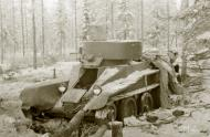 Asisbiz Soviet forces were decimated around Tenhamonmaki area West Lemetti Winter War 2nd Feb 1940 a 649