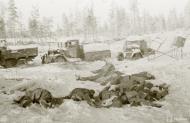 Asisbiz Soviet forces were decimated around Tenhamonmaki area West Lemetti Winter War 2nd Feb 1940 a 665