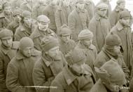 Asisbiz Soviet prisoners of war on their way to the Parikkala prison camp 1st Dec 1939 2181