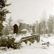 Asisbiz Soviet tank knocked out in the Ruhtinaanmäki area Winter War 21st Jan 1940 3499
