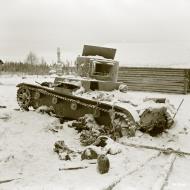 Asisbiz Soviet tank knocked out in the Ruhtinaanmaki area Winter War 21st Jan 1940 3566