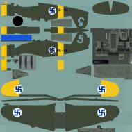 Asisbiz COD asisbiz Fiat G50 Freccia FAF FA19 MM4725 No 5 Finland 1941