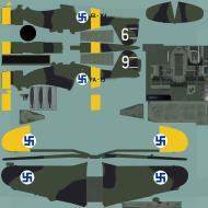 Asisbiz COD asisbiz Fiat G50 Freccia FAF FA19 MM4725 No 9 Finland 1943