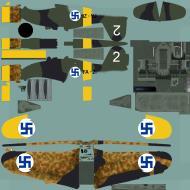 Asisbiz COD asisbiz Fiat G50 Freccia FAF FA21 MM4941 Finland 1943