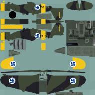 Asisbiz COD asisbiz Fiat G50 Freccia FAF FA25 MM3614 No 1 Finland 1942