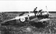 Asisbiz Fiat G50 Freccia FAF 2.LeLv26 FA4 MM4722 Lauri Hamalainen Lunkula AB Sep 1941 Revi 29 P16