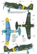 Asisbiz Fiat G50 Freccia FAF 3.LeLv26 FA5 MM3610 I. Poysti Finland Aug 1941 0B