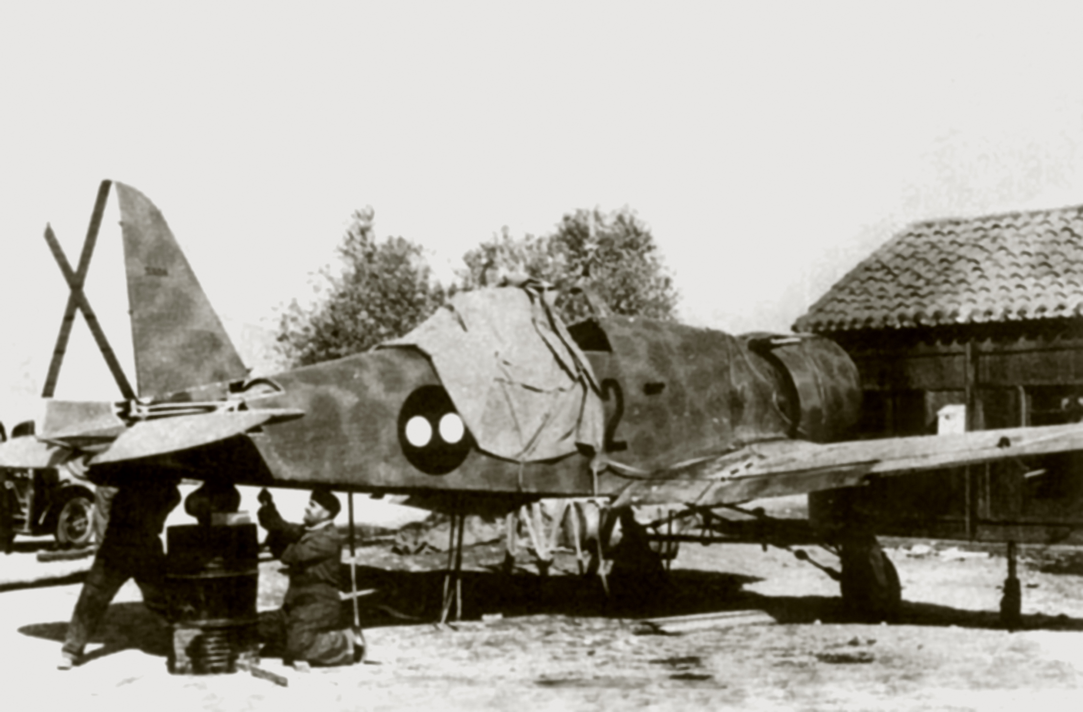asisbizspanish nationalists air force fiat g50 freccia