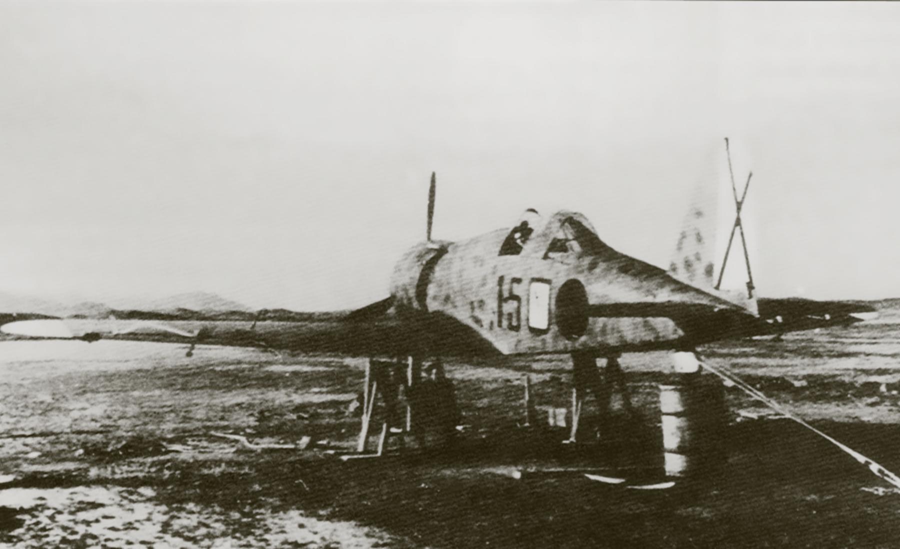 Fiat G50 Aviazione Legionaria 13 Gruppo Caccia 5 Esciona Spain May 1939 01