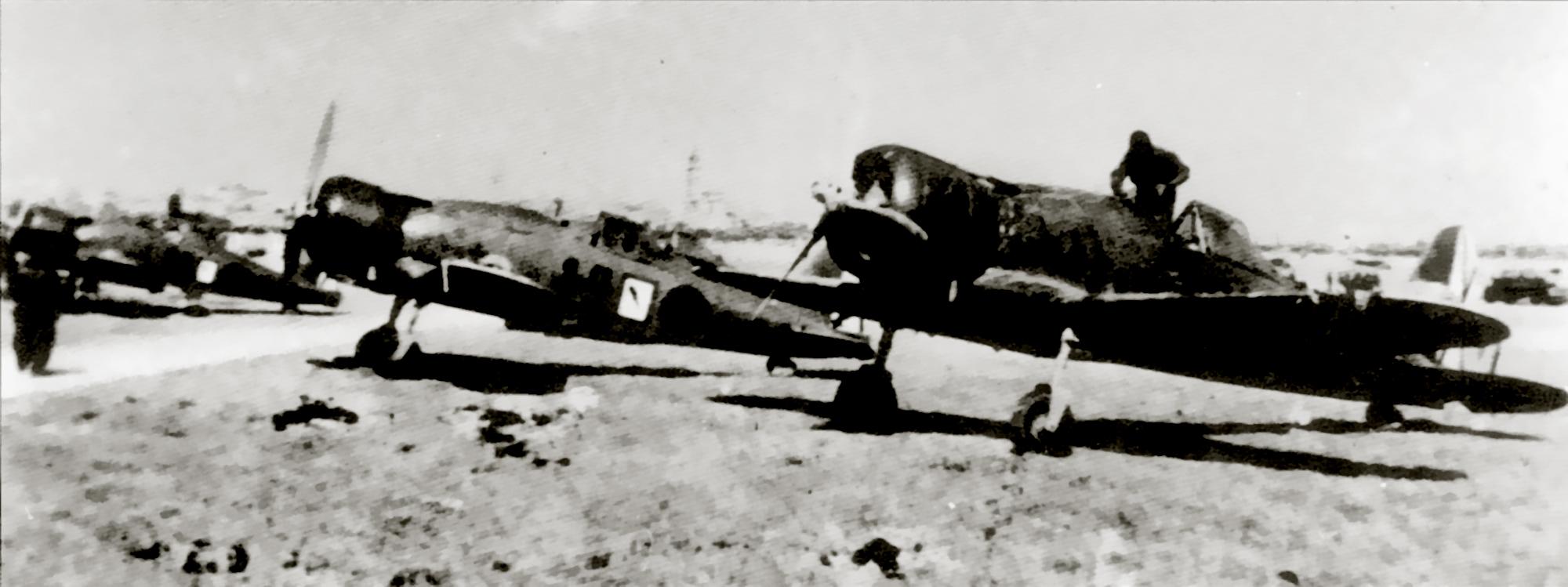 Fiat G50 Aviazione Legionaria 13 Gruppo Caccia 9 Esciona Spain May 1939 03