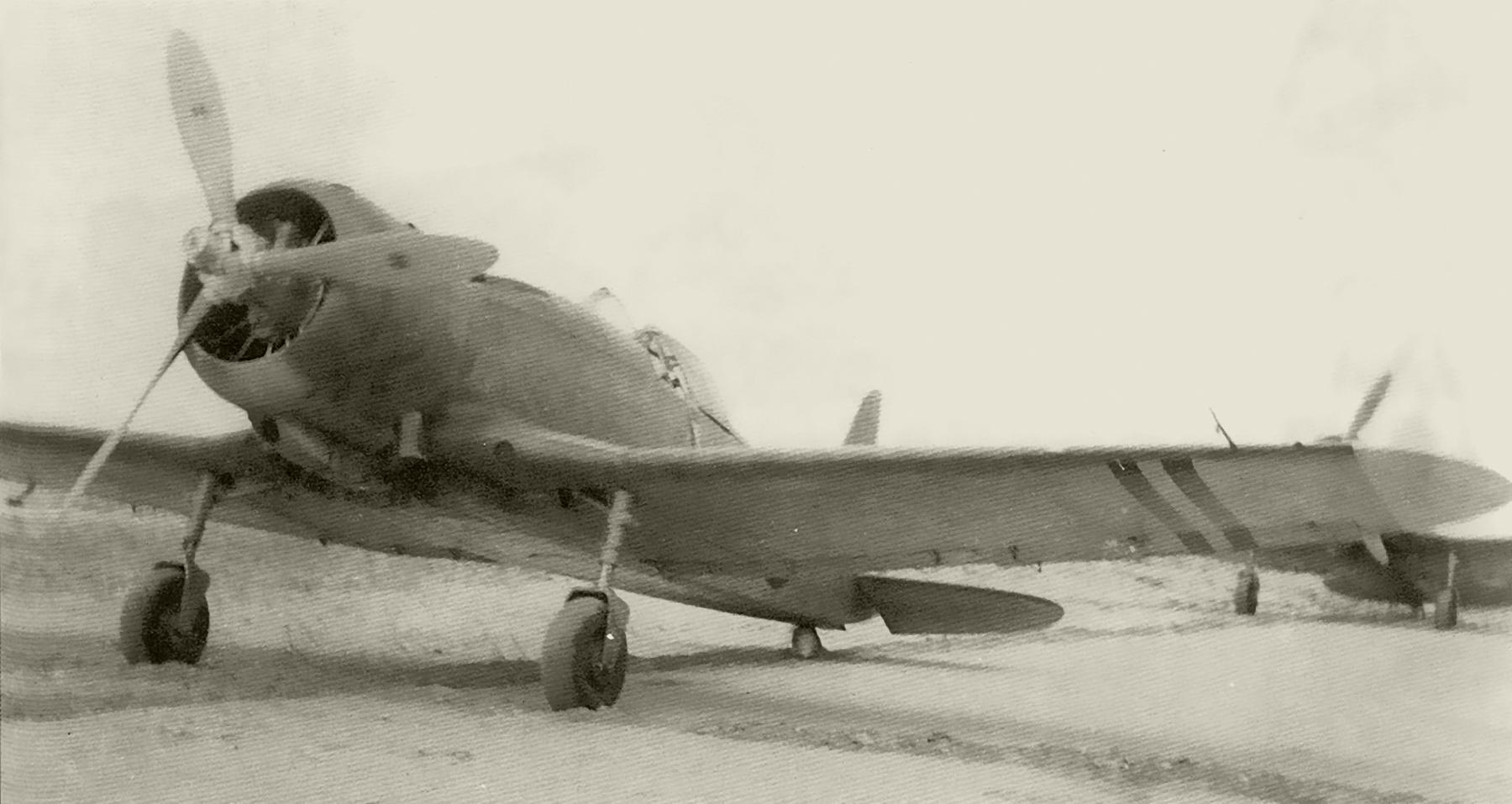 Fiat G50 Aviazione Legionaria 13 Gruppo Caccia Esciona Spain May 1939 02