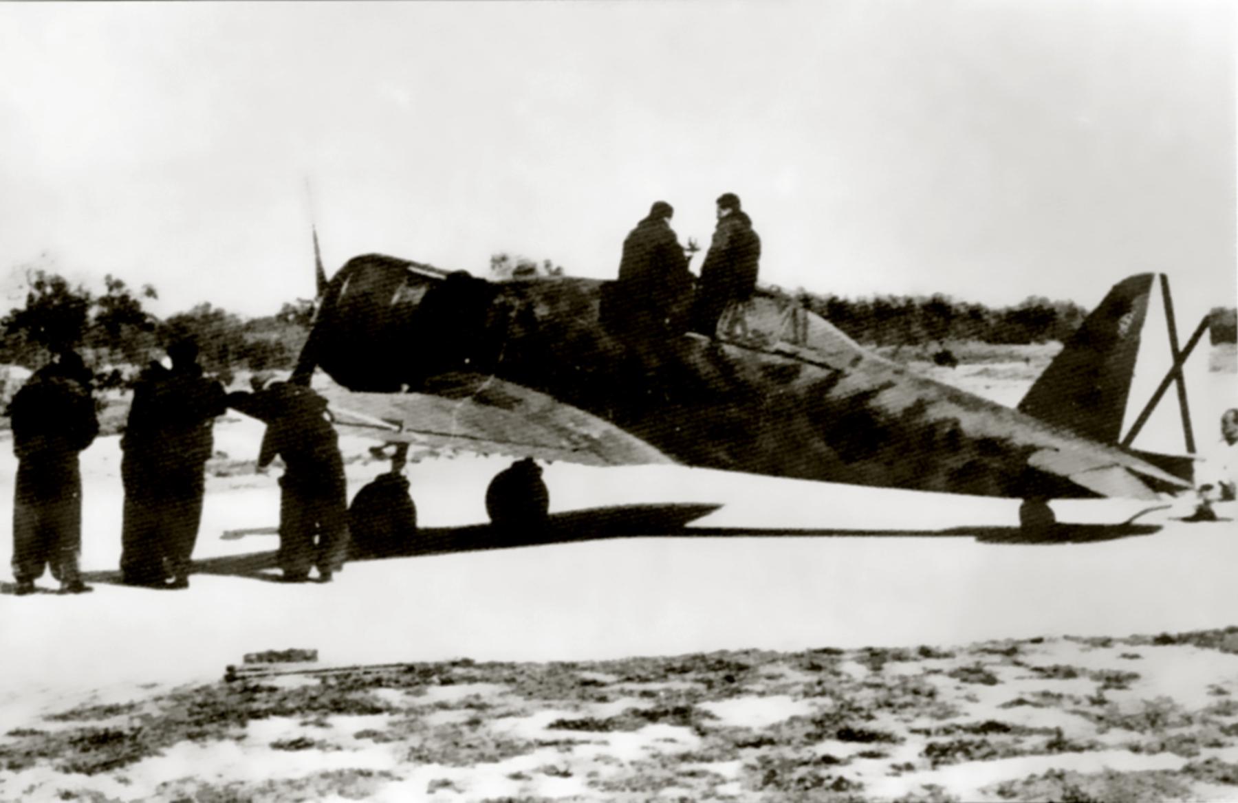 Fiat G50 Aviazione Legionaria 13 Gruppo Caccia MM3575 Enzo Martizza Reus Spain Mar 1939 02
