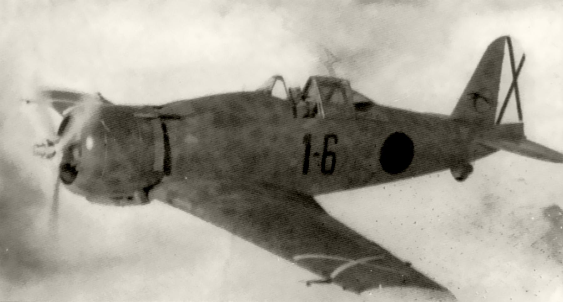 Fiat G50 Freccia Aviacion Nacional 27 Gruppo de Caza 6 Sevilla Tablada Spain Jul 1939 01