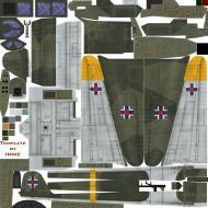 Asisbiz IL2 HK Focke Wulf Fw 189 (Slov) Slovakia 1943