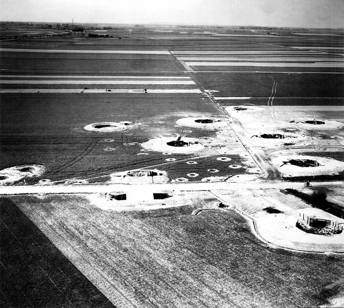 Anti-aircraft-88mm-flak-positions-German