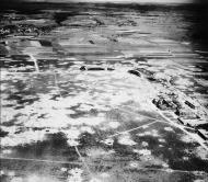 Asisbiz Aircrew Schwabisch Hall airfield after USAAF 8AF raids 1945 01