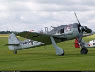 Asisbiz Airworthy Fw190A 01