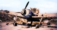 Asisbiz Focke Wulf Fw 190A8 (Y1+I) RLM 74 75 76 abandoned France 1944 02
