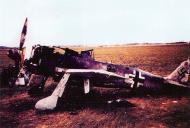 Asisbiz Focke Wulf Fw 190F8 WNr 581443 abandoned Bretigny France 1944 01