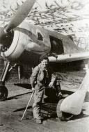 Asisbiz Focke Wulf Fw 190A cowling showing 2.JG11 emblem 02