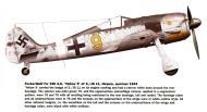 Asisbiz Focke Wulf Fw 190A6 3.JG11 Yellow 9 Husum 1943 0A