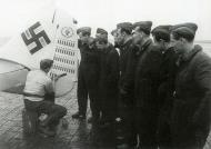 Asisbiz Focke Wulf Fw 190A6 III.JG11 ((+I Anton Hackl rudder kill markings Oldenburg 1944 01