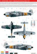 Asisbiz Focke Wulf Fw 190A6 Stab III.JG11 ((+I Anton Hackl Oldenburg 1944 0A