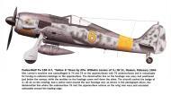 Asisbiz Focke Wulf Fw 190A7 3.JG11 Yellow 6 Wilhelm Lorenz Husum 1944 0A