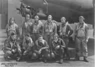 Asisbiz USAAF 41 24399 B 17F Fortress 8AF 1BD 1CBW 91BG323BS crew shot down by JG26 Johannes Naumann 01
