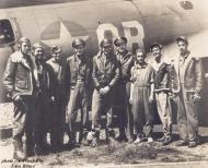Asisbiz USAAF 41 24399 B 17F Fortress 8AF 1BD 1CBW 91BG323BS crew shot down by JG26 Johannes Naumann 03