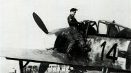 Asisbiz Focke Wulf Fw 190A8 11.JG3 (B14+~) Oskar Bosch mid 1944 01