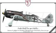 Asisbiz Focke Wulf Fw 190A8 11.JG3 (B8+~) Willi Maximowitz Dreux 1944 0B