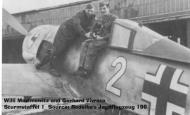 Asisbiz Focke Wulf Fw 190A8 SG1 (B8+~) Willi Maximowitz Dreux 1944 01