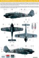 Asisbiz Focke Wulf Fw 190A8 Stab IV.(Strum)JG3 ((+~Wilhelm Moritz Memmingen Germany July 1944 0A
